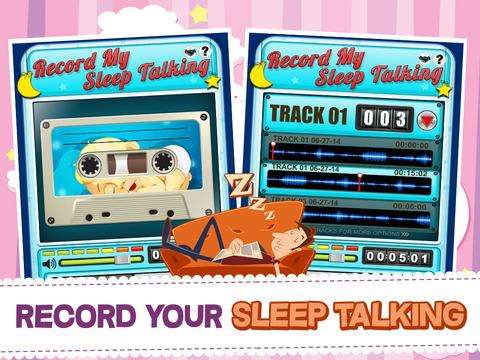 Record My Sleep Talking screenshot 4