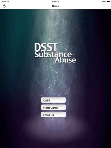 DSST Substance Abuse Buddy screenshot 7