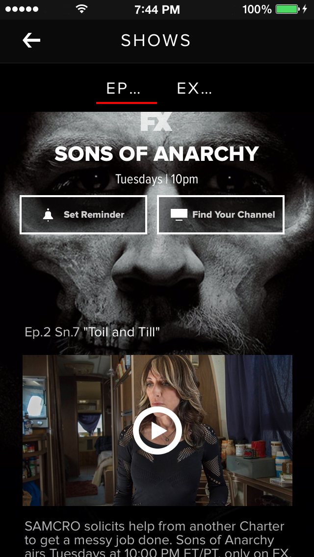 FXNOW: Movies, Shows & Live TV screenshot 5