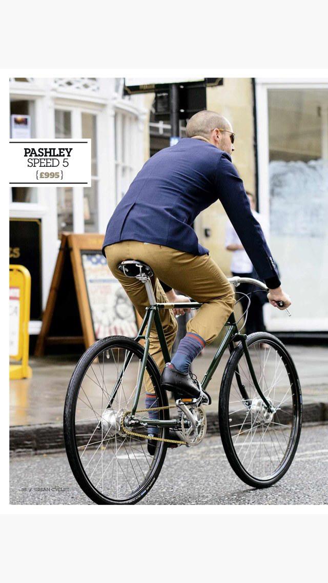 Urban Cyclist: the bike culture magazine for the city rider screenshot 5