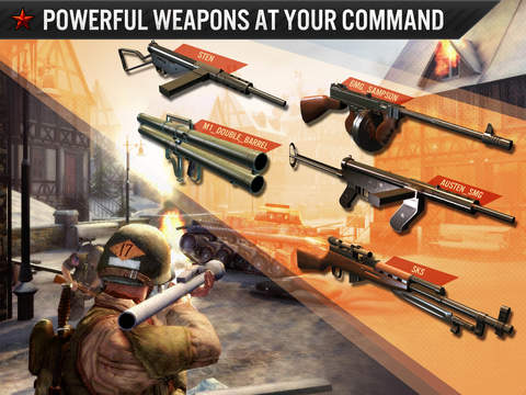 Frontline Commando: WW2 Shooter screenshot 7
