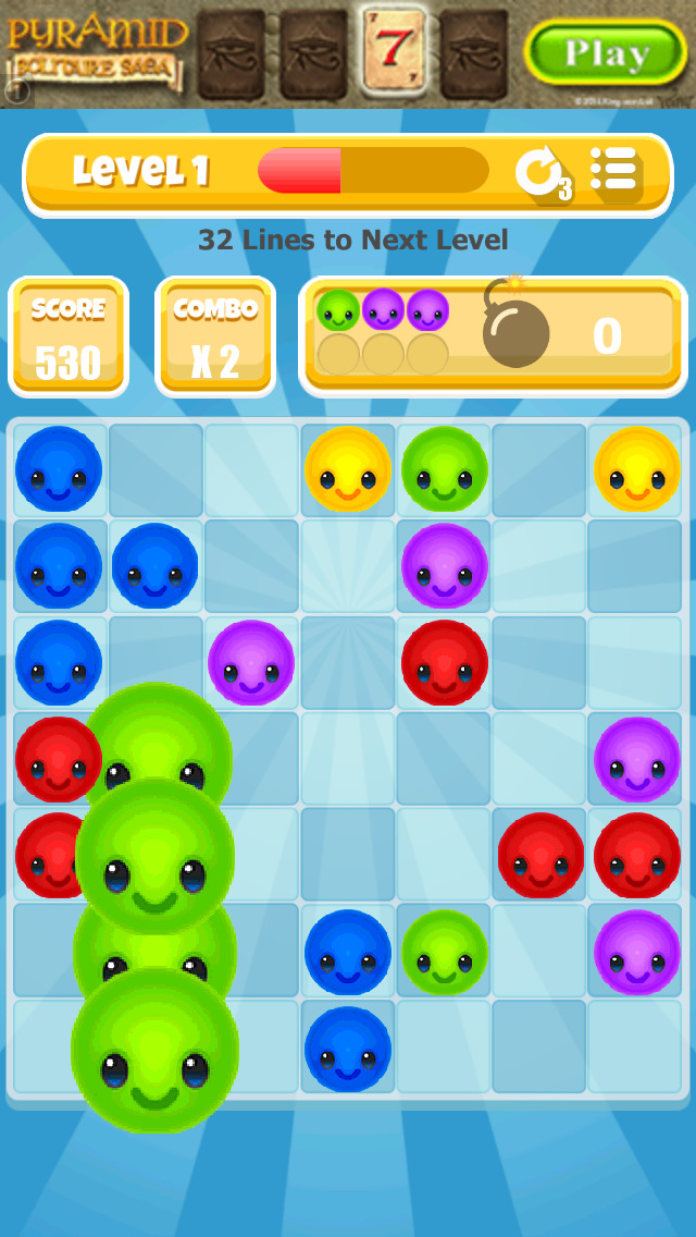 A Dot Family Match: Line Puzzle Game - FREE Edition screenshot 3