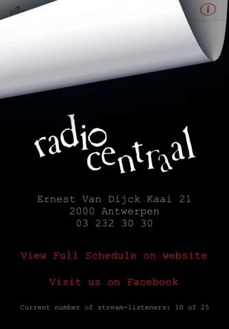 Radio Centraal - náhled