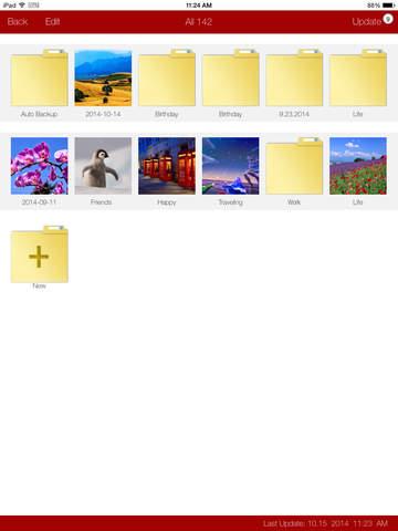 Backup HD for Picasa Free screenshot 1