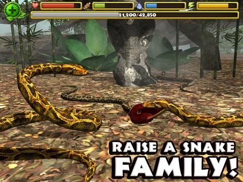 Snake Simulator screenshot 10