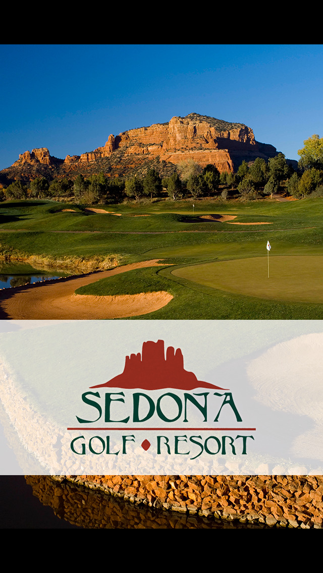 Sedona Golf Resort screenshot 1