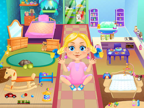 Baby Day Care - New Girl Games screenshot 9
