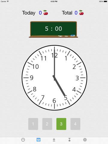 Fan Clock (Teaches How To Read The Clock) screenshot 8