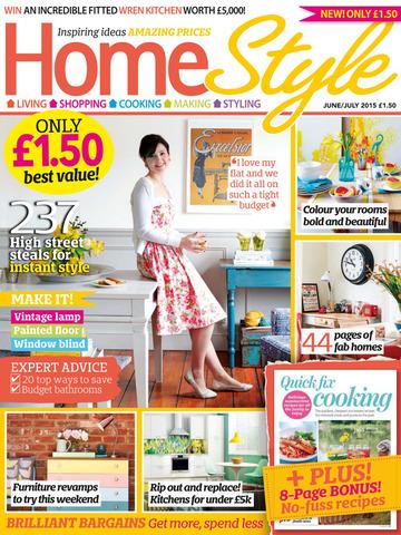 HomeStyle Magazine screenshot 4