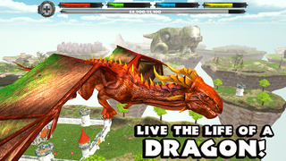 World of Dragons: Dragon Simulator screenshot 1
