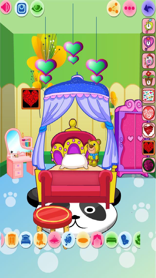 朵公主的卧室 screenshot 2