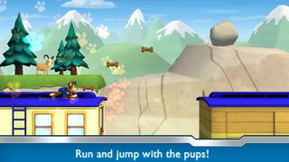 PAW Patrol Rescue Run screenshot 2