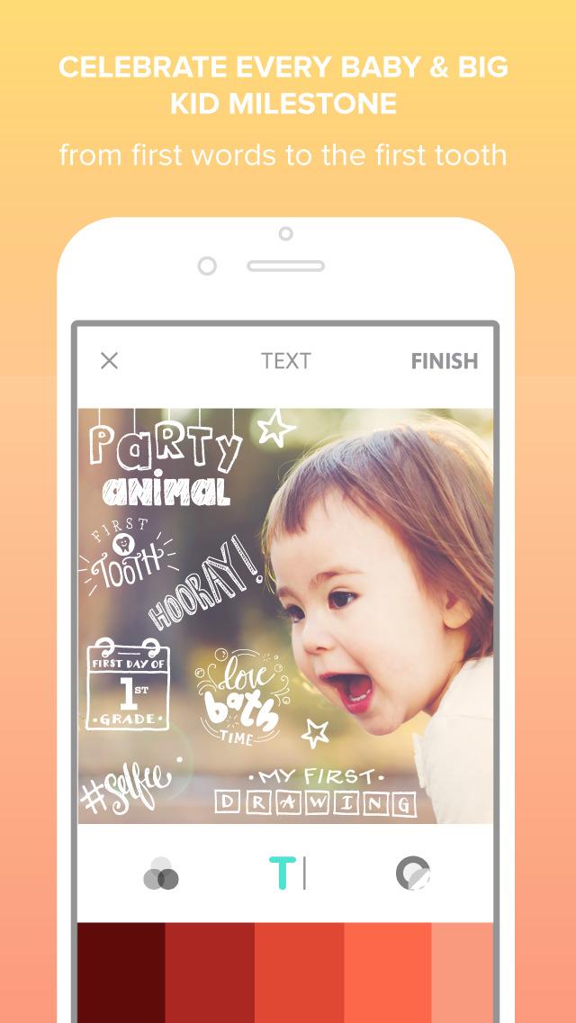 Little Nugget: Baby Milestones screenshot 4