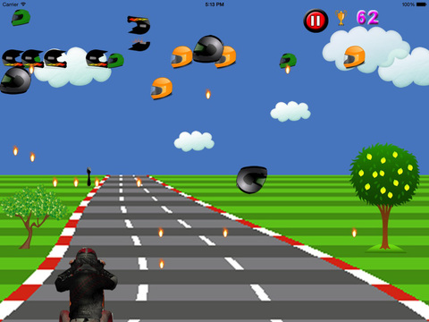 Highway Motorbike PRO screenshot 9
