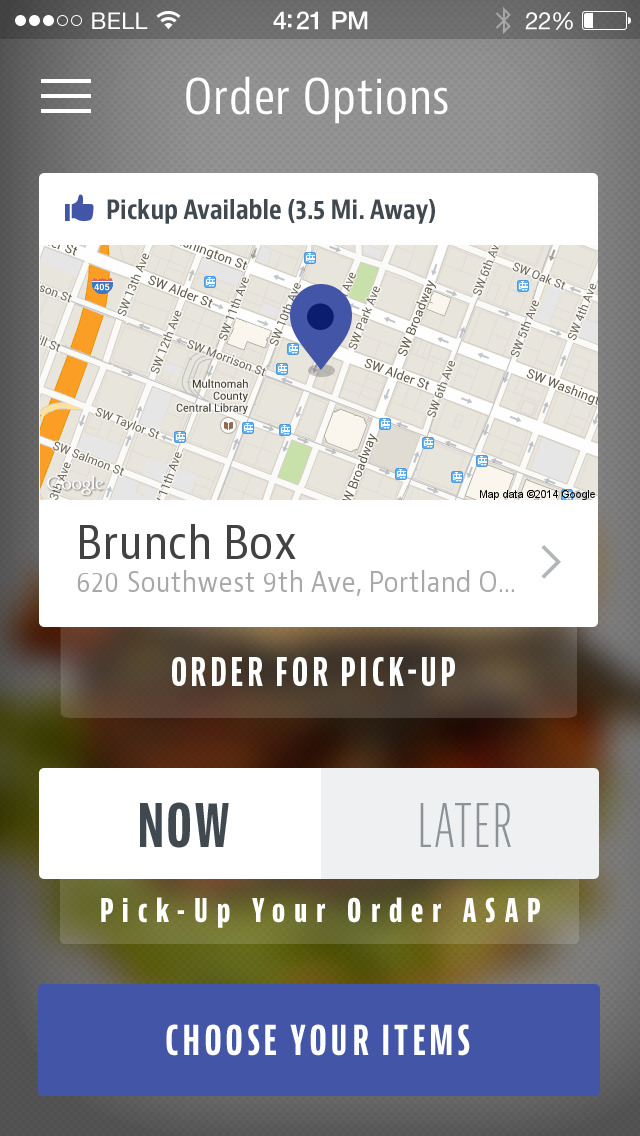 Brunch Box screenshot 2