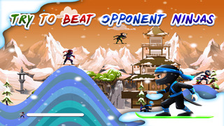 Ninjas Race screenshot 1