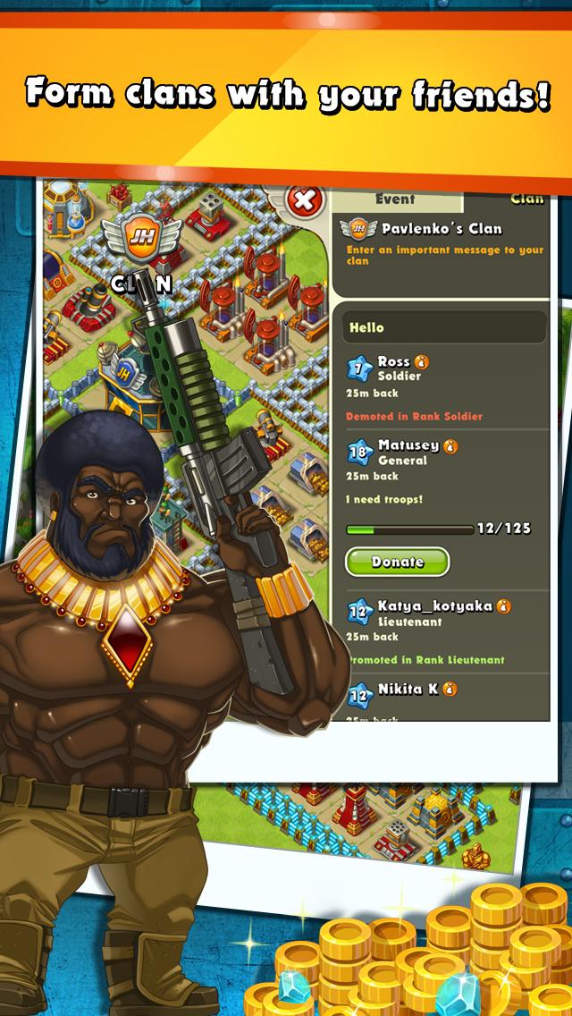 Jungle Heat screenshot 3