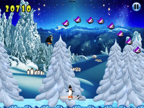Super Penguin Ice Jump screenshot 9