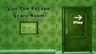 Can You Escape Scary Room 3 Deluxe screenshot 1