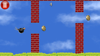 Flappy Wrecking Ball Bird screenshot 2