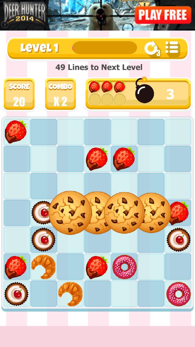 Bake Shop Blitz: The Bakery Match Game screenshot 3