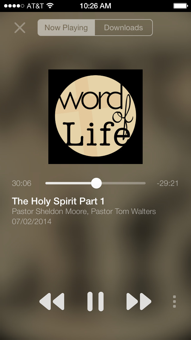 Word of Life Church App screenshot 2