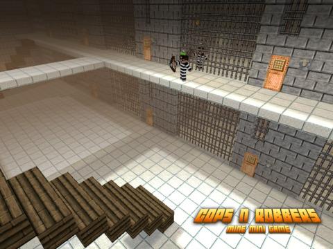 Cops N Robbers (Jail Break) - Survival Mini Game screenshot #5