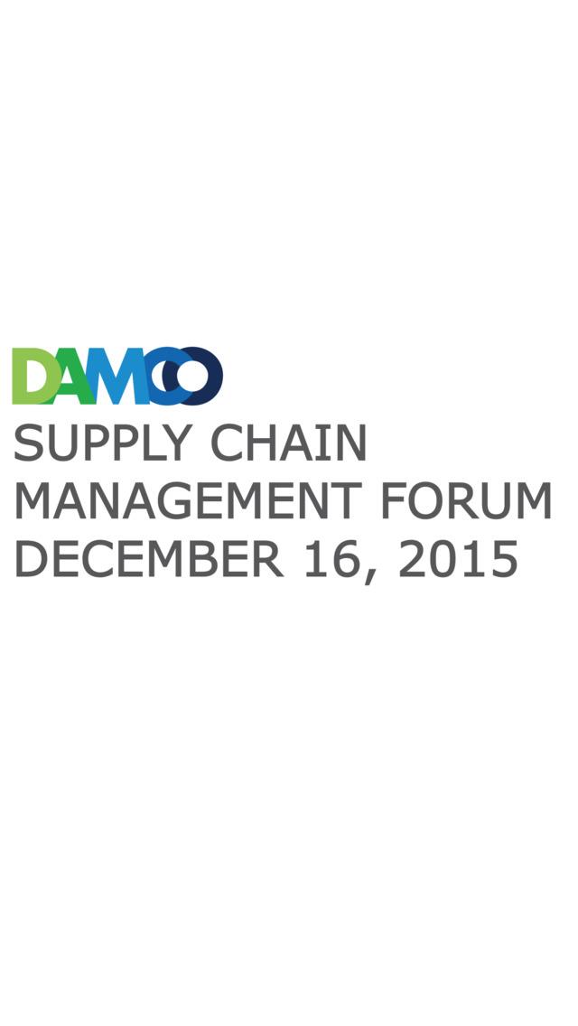 Damco SCM Forum screenshot 1