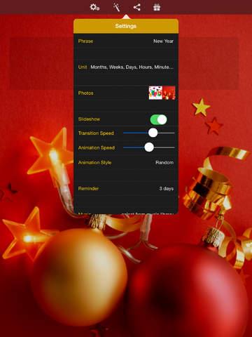 New Year Countdown‼ screenshot 10