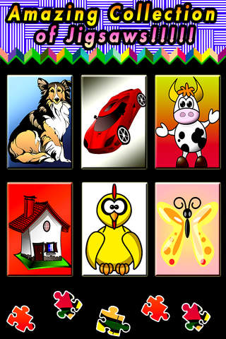 Jigsawmania Puzzles for fun - Amazing collection o - náhled