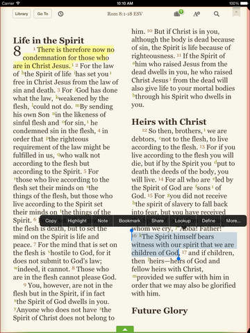 Bible App by Olive Tree screenshot 6