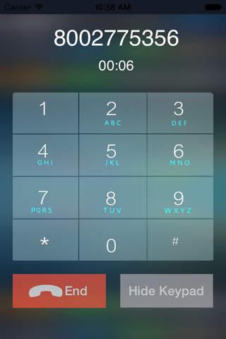 CallMe - Cheap International Call - náhled