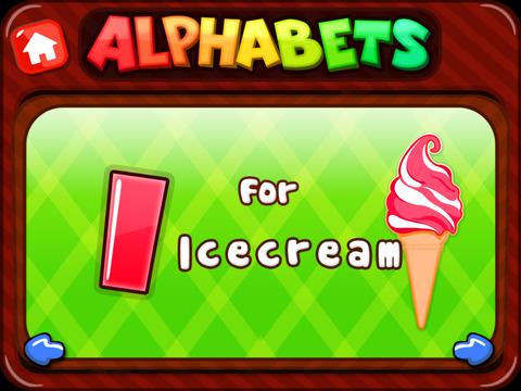 Alphabets Teacher - A to Z HD Lite screenshot 9