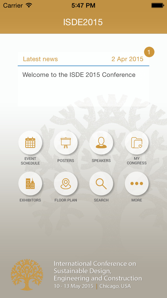 ISDE2015 screenshot 3