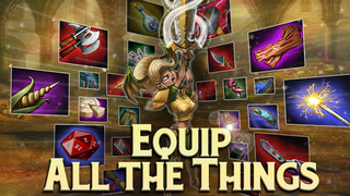 DragonSoul RPG screenshot 2
