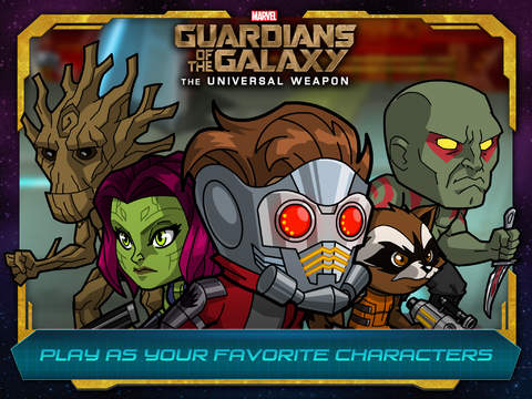 Guardians of the Galaxy: The Universal Weapon screenshot 10