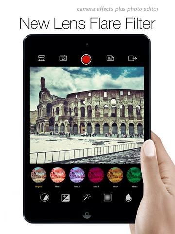 360 Camera Plus Pro - camera effects & filters plus photo editor screenshot 6