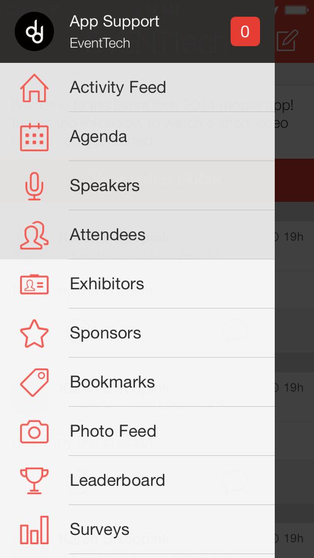 EventTech 2014 screenshot 1