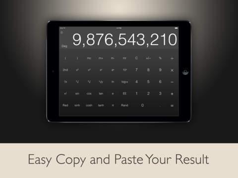 Calculator - Pad Edition screenshot 4