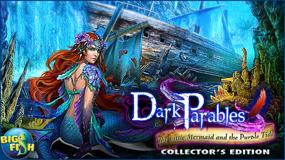 Dark Parables: The Little Mermaid and the Purple Tide Collector's Edition screenshot 5