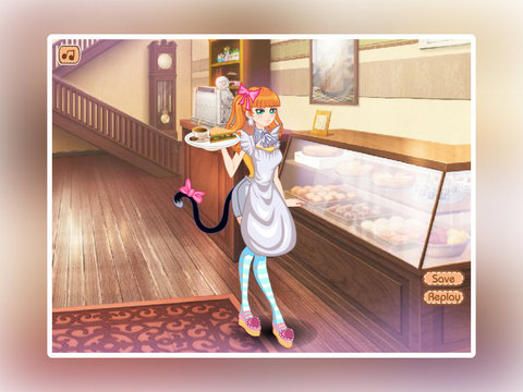 Maid Cafe Dress Up screenshot 7