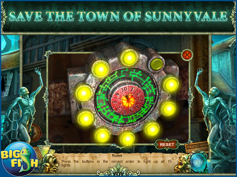 Fear for Sale: Sunnyvale Story HD - A Dark Hidden Object Detective Game screenshot 3