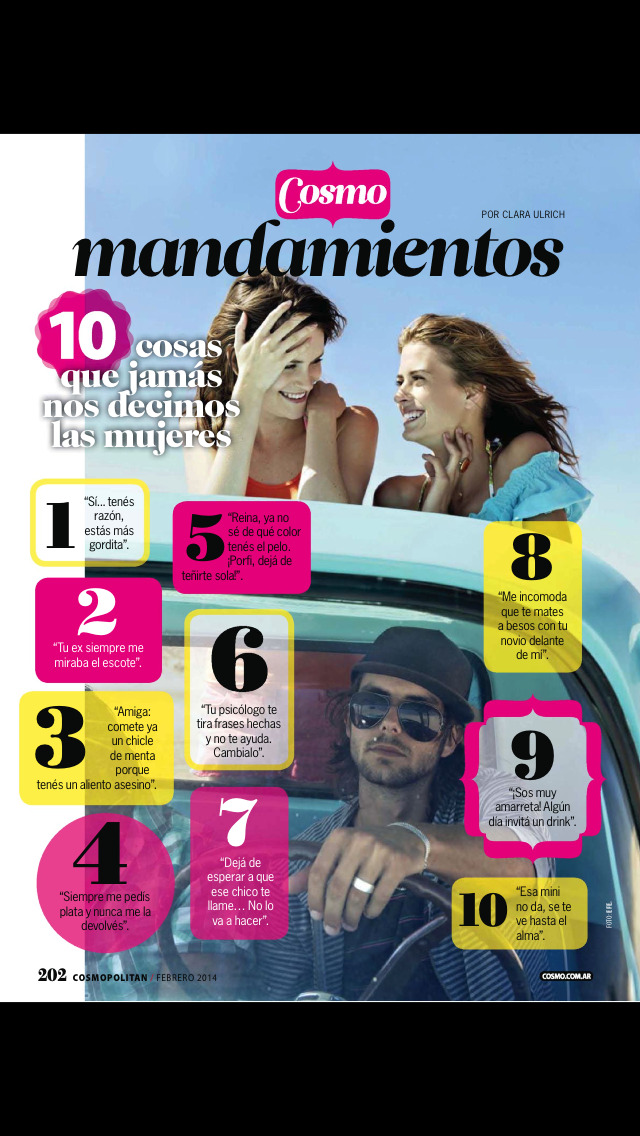 Cosmopolitan Argentina screenshot 5