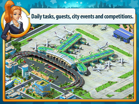 Megapolis: Big Town Tycoon Sim screenshot 6
