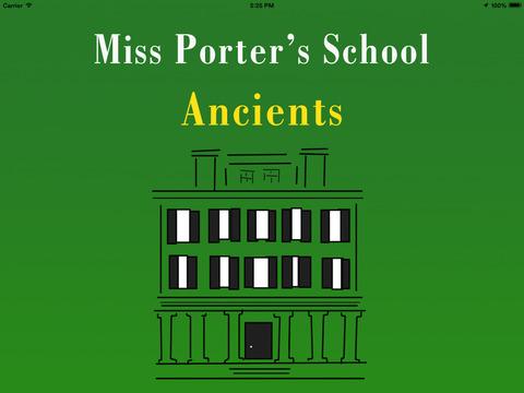 Miss Porter's School Alumnae Mobile - náhled