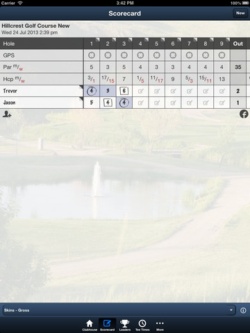 Hillcrest Golf Course screenshot 9