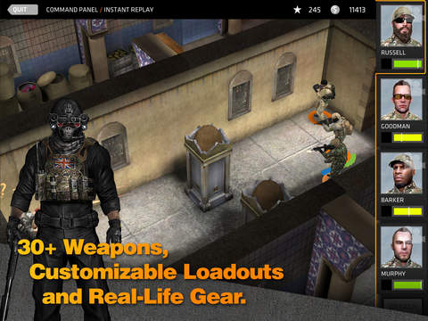 Breach and Clear - GameClub screenshot 10