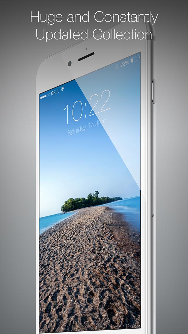 HD Plus Wallpaper 7 for iPhone 7 Plus screenshot 3