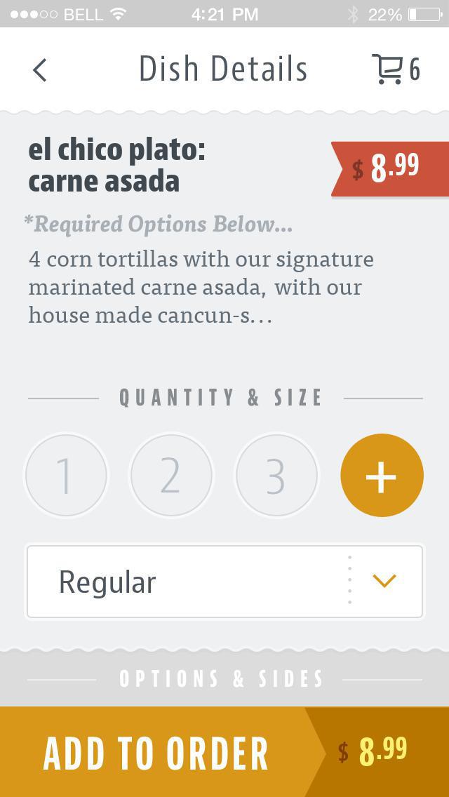 tacos n' cream screenshot 4