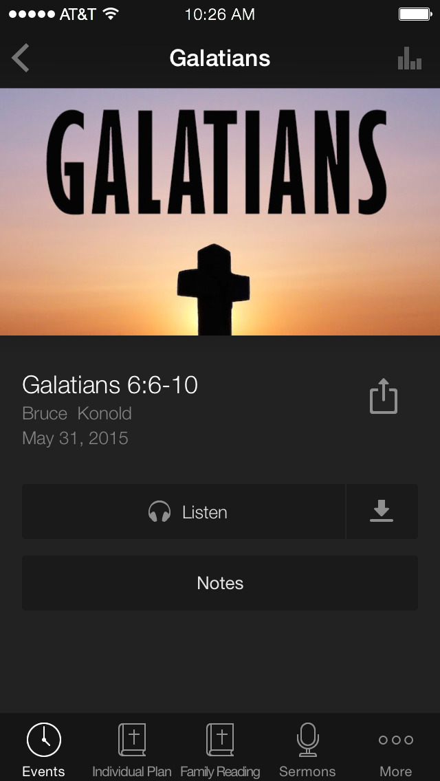 Eagan Hills Alliance Church screenshot 3